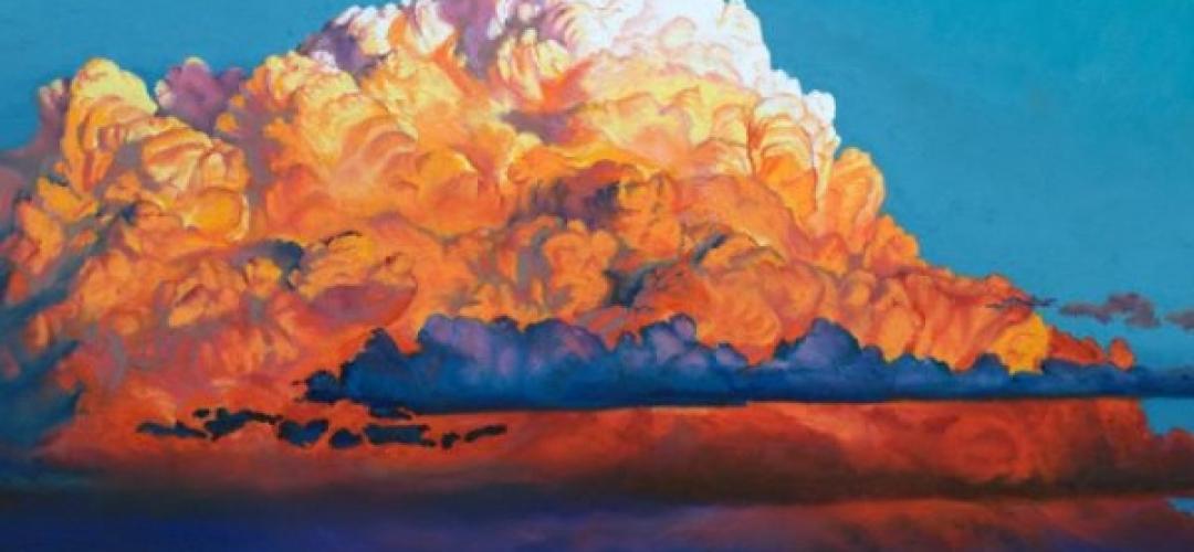 32__Holland_24_x_32_Thunderhead_at_Sunset